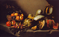 Tablou canvas caravaggio - still life