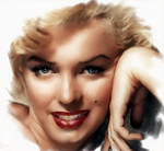 Tablou canvas marilyn monroe (40)