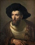tablou rembrandt - philosopher (1653)