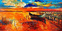 tablou barci (40)