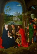 tablou hoogstraeten  the adoration of the magi
