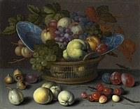 Tablou canvas flori, reproducere pictura (126), 1662