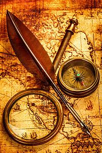 tablou navigatie, vintage (1)