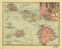 tablou hawaii, 1912