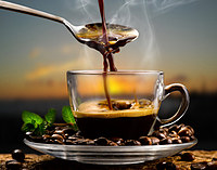 Tablou canvas cafea (285)