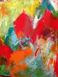 Tablou canvas abstract art (595)