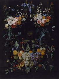 tablou flori, reproducere pictura (112), 1658