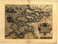 tablou tablou harta antica (238)