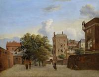 Tablou canvas jan van der heyden (1)
