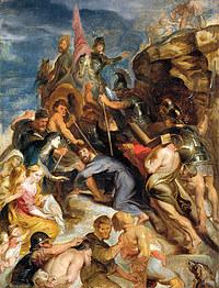 tablou rubens- christ carrying the cross (1637) (2)