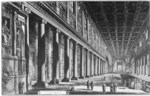 tablou piranesi - roma antica, alb negru 64