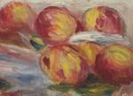 tablou Renoir - apples, 1919