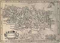 tablou Islanda, 1625