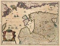 tablou latvia, 1638