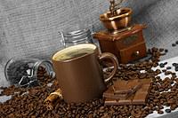 tablou cafea (73), bicolor