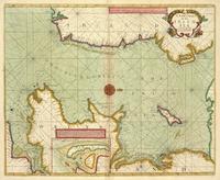 tablou irish sea, 1702