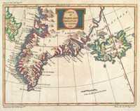 tablou Groelanda, 1770