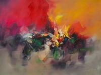 Tablou canvas abstract art (627)