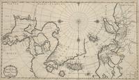 tablou Polul Nord,  1715