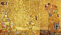 tablou Gustav Klimt - the tree of life (1905)