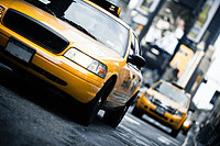tablou new york, taxi (4)