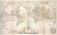 tablou the world,  1736