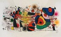 tablou joan miro - ceramiques, 1974