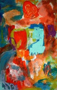 Tablou canvas abstract art (619)