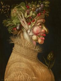 tablou giuseppe arcimboldo - summer (2)
