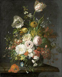 tablou flori, reproducere pictura (93)