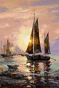 tablou barci (35)
