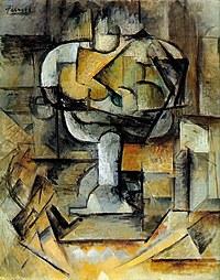 tablou picasso - le compotier, 1910