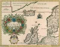 tablou europa, 1686