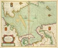 tablou north sea, 1702