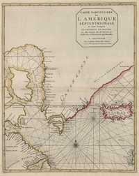 tablou Groelanda, America de Nord, 1700