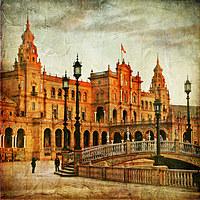 tablou city, vintage (5)
