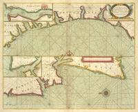 tablou the coasts of gallisia and portugal, 1702