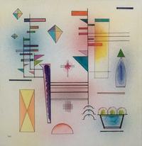 tablou Kandinsky - Sonorous, 1929