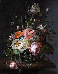 tablou flori, reproducere pictura (106), 1716