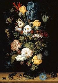 tablou flori, reproducere pictura (91)