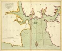 tablou plymouth, 1702
