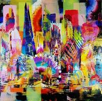 tablou abstract art (801)
