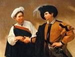 tablou Caravaggio - Good Luck