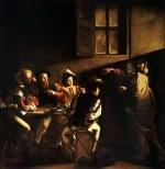 tablou Caravaggio - The Calling of Saint Matthew, 1599