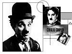 tablou Charlie Chaplin
