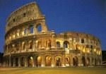tablou Colosseum, Roma, Italia (1)