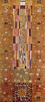 tablou Gustav Klimt - Frieze