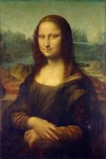 tablou Leonardo da Vinci - Gioconda