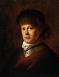 Tablou canvas Lievens - Rembrandt portrait