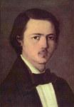 tablou Grigorescu - Autoportret (1)